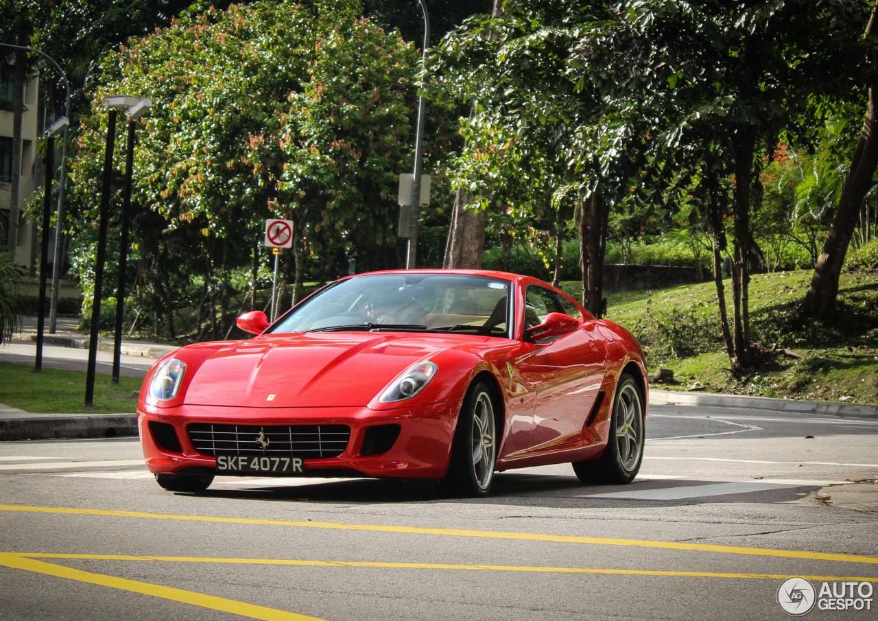 Ferrari 599 GTB Fiorano HGTE  5 februari 2017  Autogespot