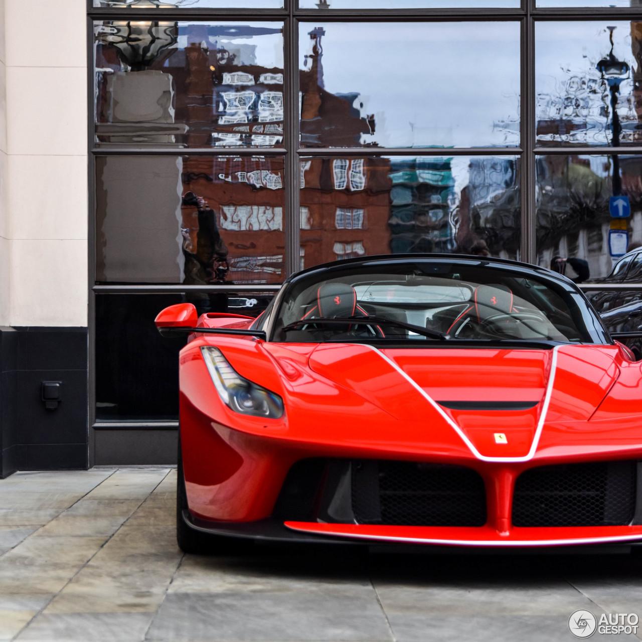 Ferrari Laferrari Aperta: Ferrari LaFerrari Aperta
