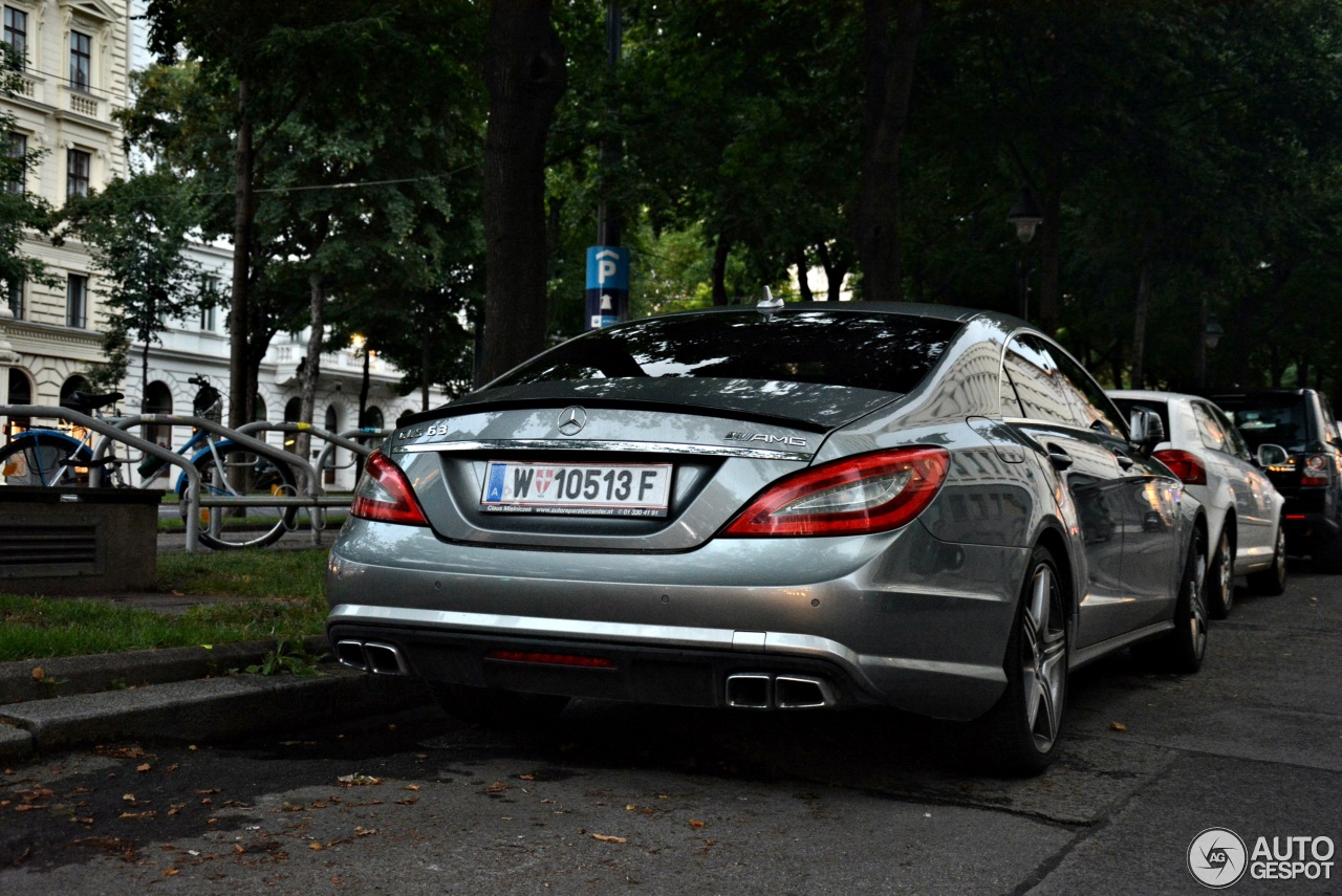 Mercedes benz cls 63 amg c218 5 fvrier 2017 autogespot for 2017 amg cls 63 mercedes benz