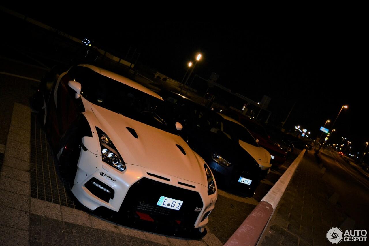 Nissan GT-R PD750 WB