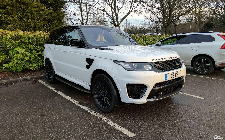 Land Rover Range Sport Svr