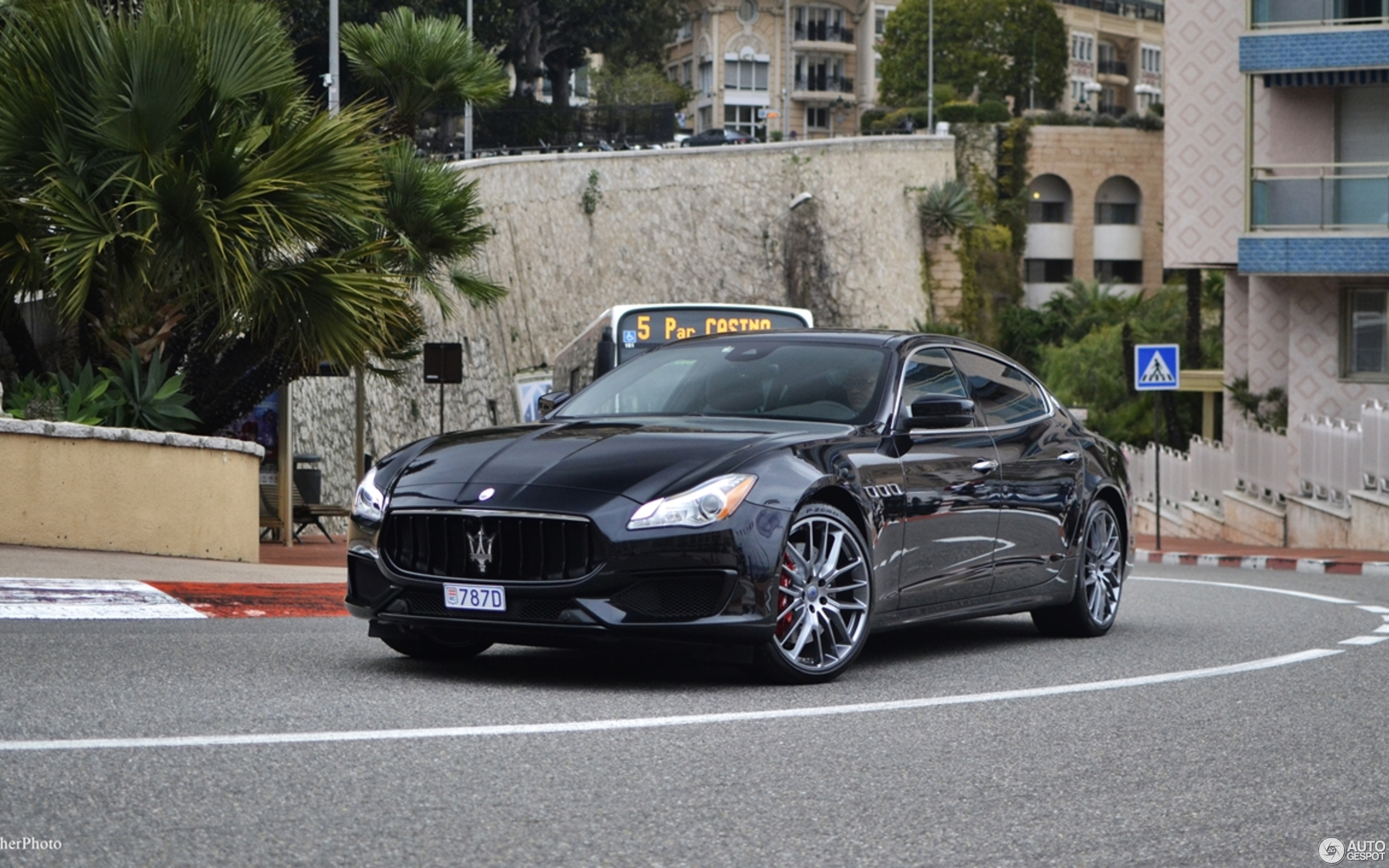 maserati quattroporte gts gransport 5 february 2017 autogespot. Black Bedroom Furniture Sets. Home Design Ideas