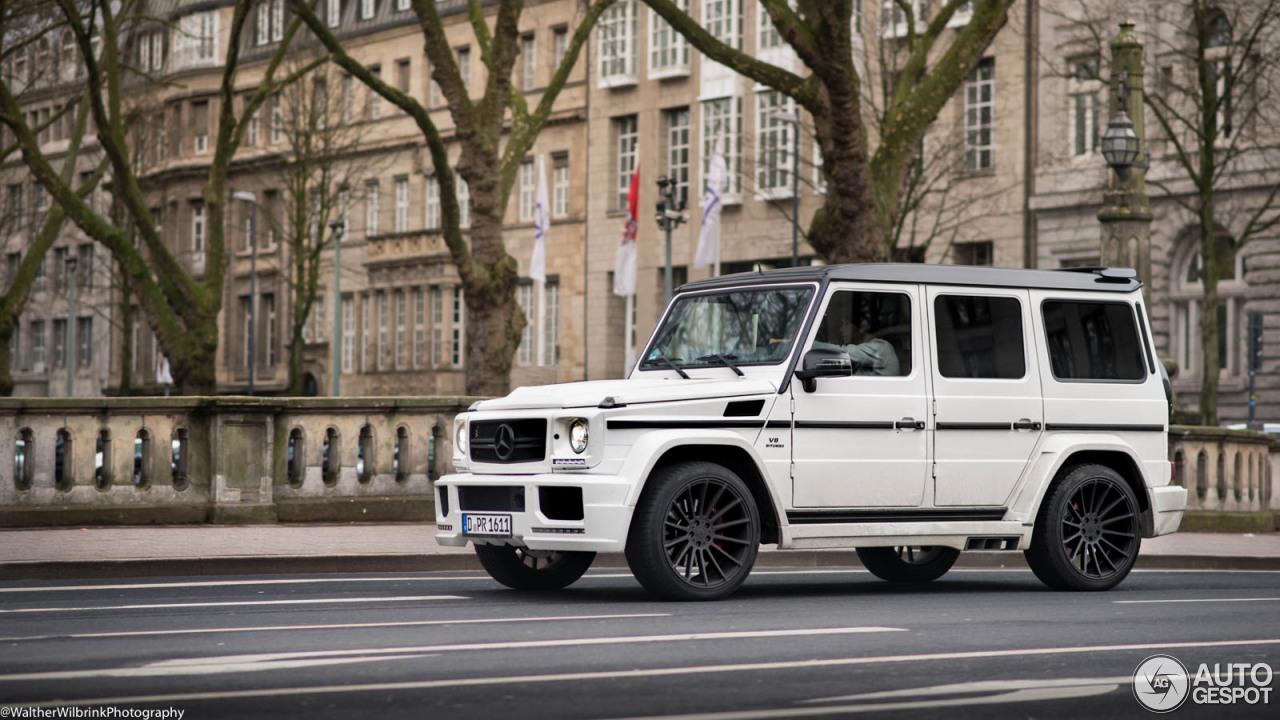 Mercedes benz hamann spyridon 6 february 2017 autogespot for Mercedes benz hamann