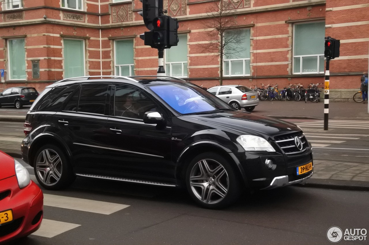 mercedes benz ml 63 amg w164 2009 6 february 2017 autogespot. Black Bedroom Furniture Sets. Home Design Ideas