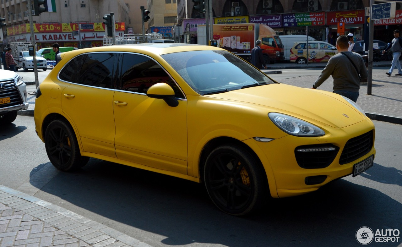 porsche 958 cayenne gts 6 february 2017 autogespot. Black Bedroom Furniture Sets. Home Design Ideas