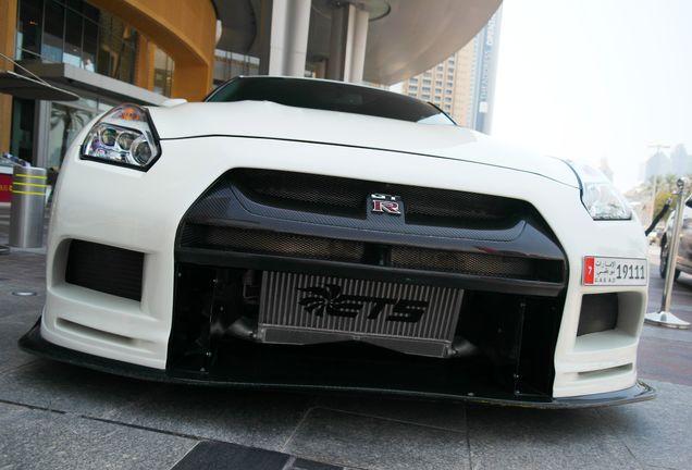 Nissan GT-R 2015 Subzero Motorsport