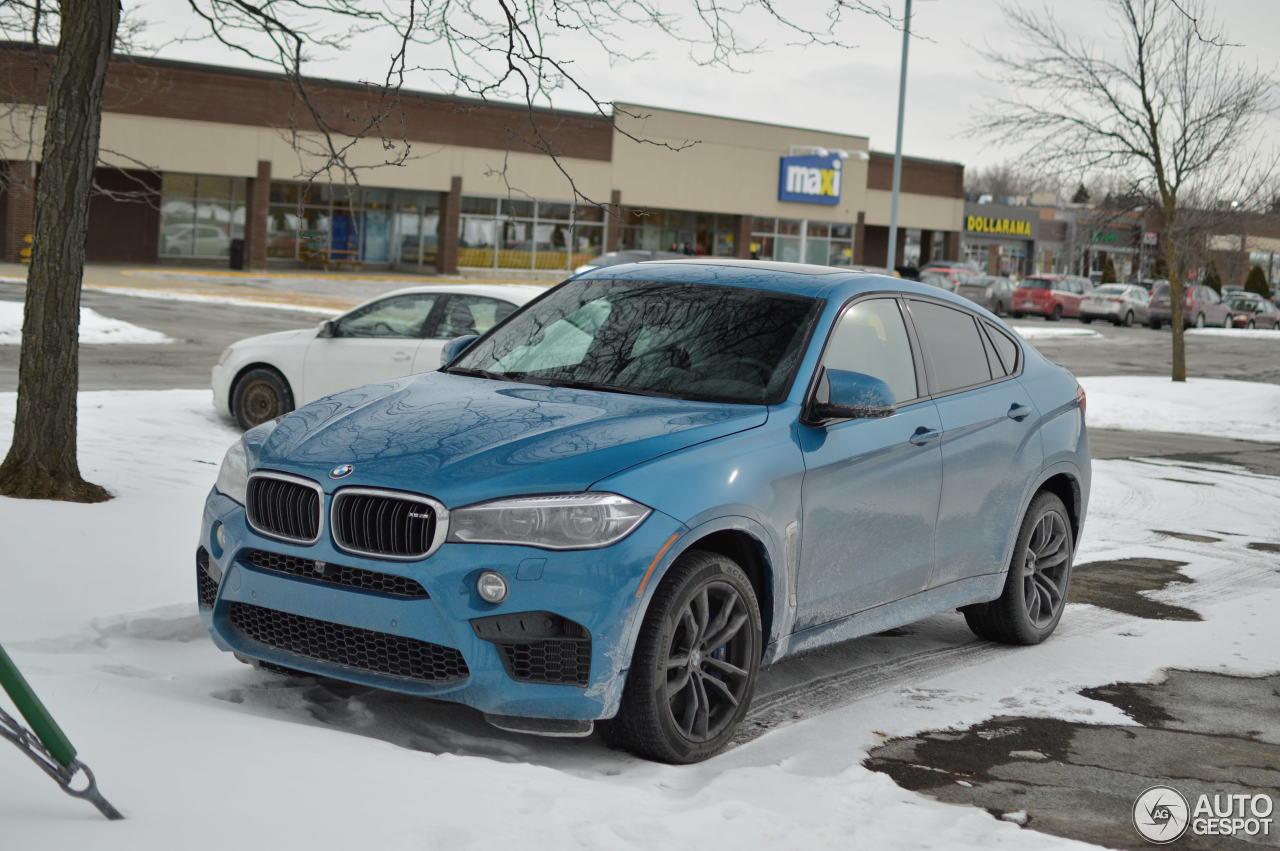 Bmw X6 M F86 7 February 2017 Autogespot