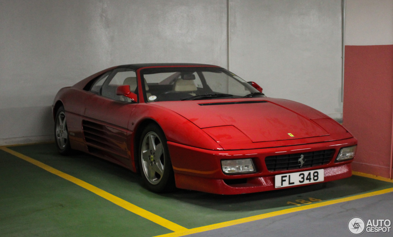 ferrari 348 gts 7 february 2017 autogespot. Black Bedroom Furniture Sets. Home Design Ideas