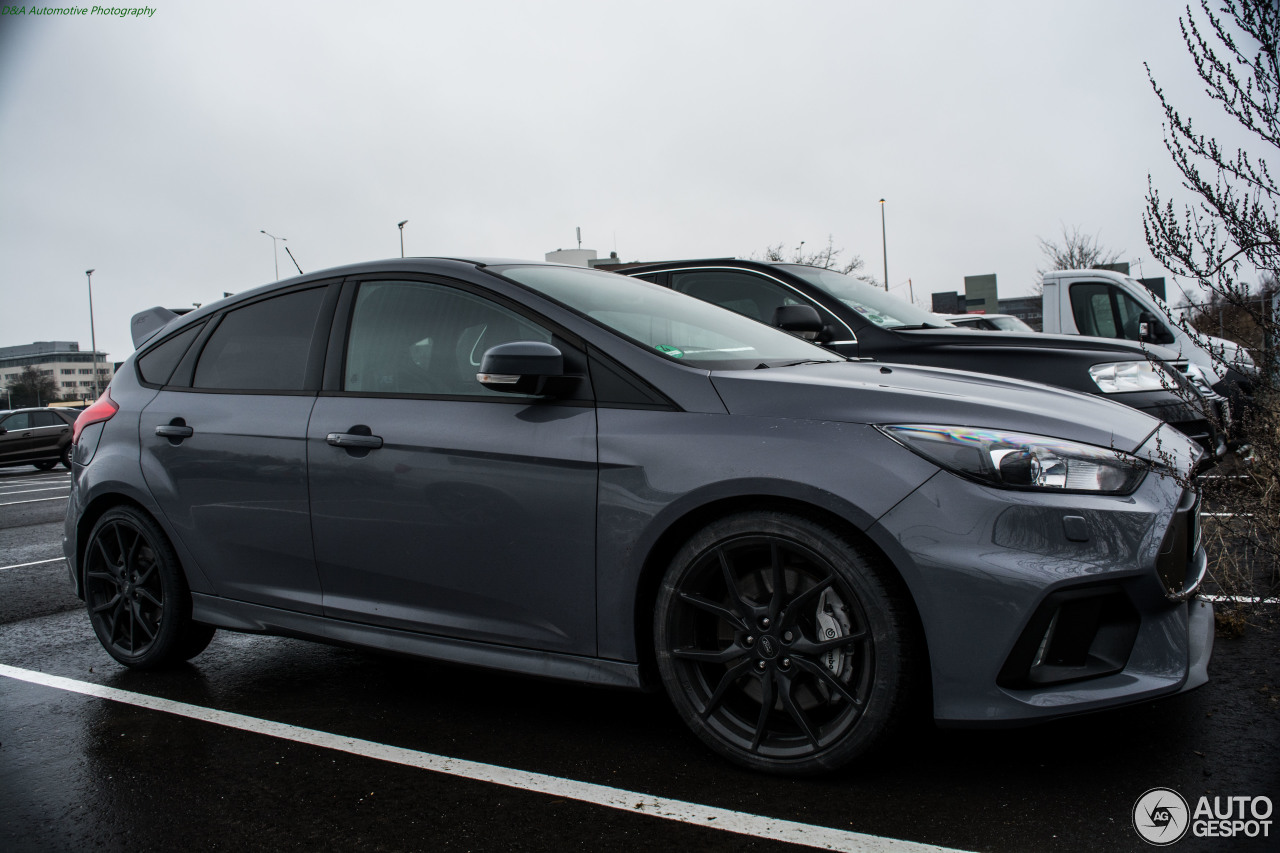 Ford Focus Rs 2015 7 February 2017 Autogespot