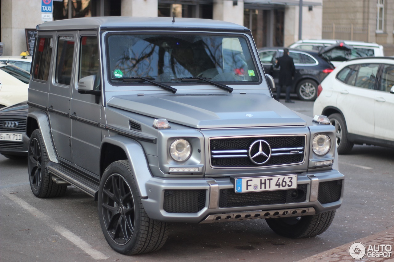 Mercedes amg g 63 2016 edition 463 7 februar 2017 for 2017 mercedes benz amg g 63