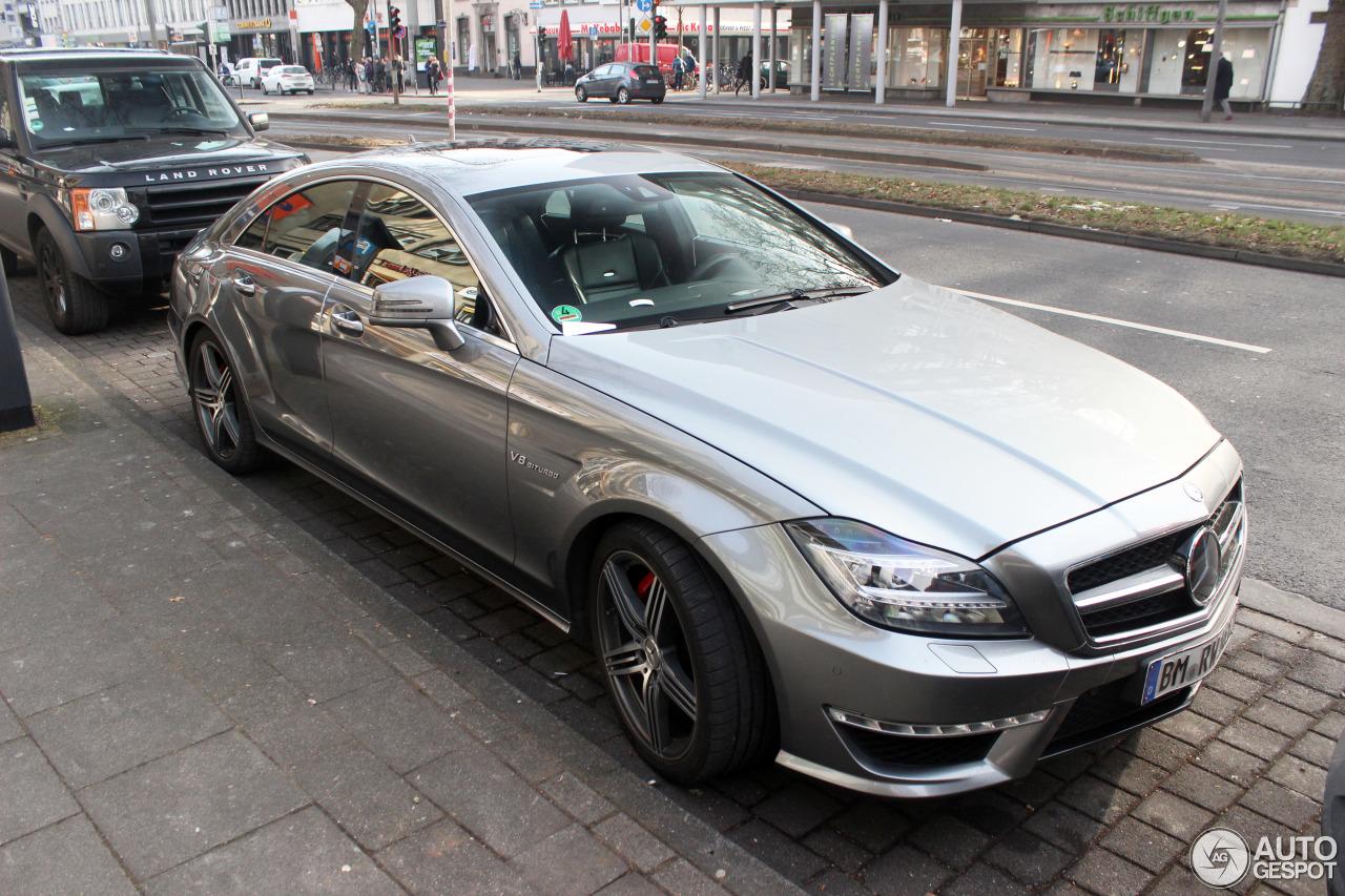 Mercedes benz cls 63 amg c218 7 february 2017 autogespot for 2017 amg cls 63 mercedes benz