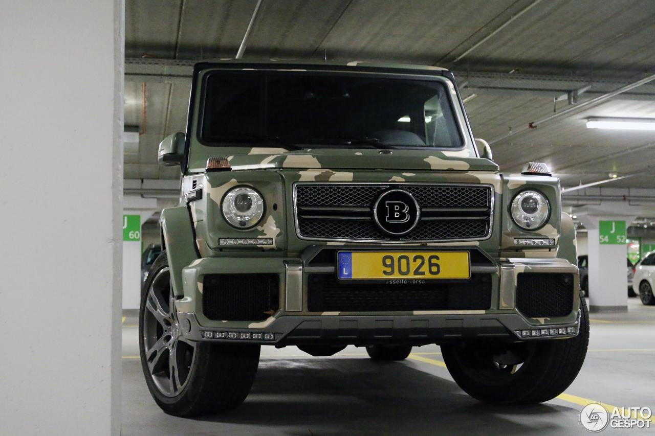 Mercedes benz brabus g 63 amg b63 620 8 february 2017 for 2017 mercedes benz amg g 63