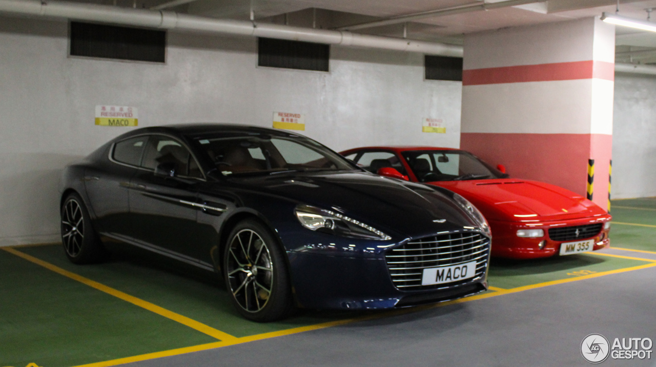 aston martin rapide s 10 februari 2017 autogespot. Black Bedroom Furniture Sets. Home Design Ideas