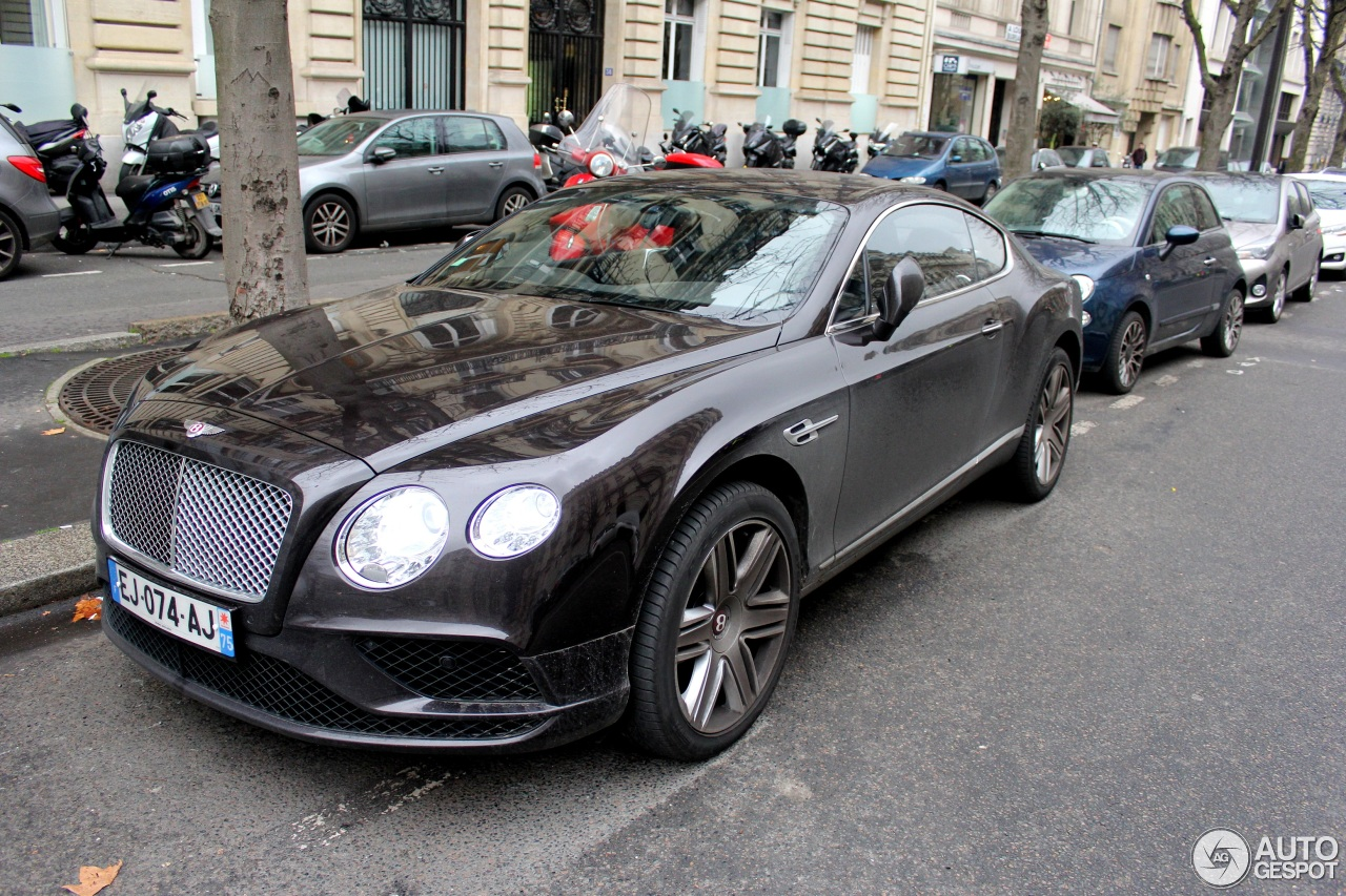 bentley continental gt v8 2016 10 february 2017 autogespot. Black Bedroom Furniture Sets. Home Design Ideas