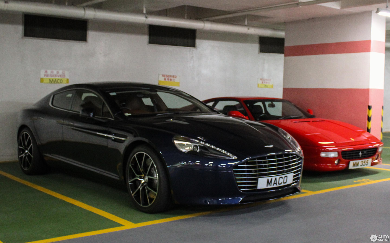 Aston Martin Rapide S February Autogespot - Aston martin rapid s