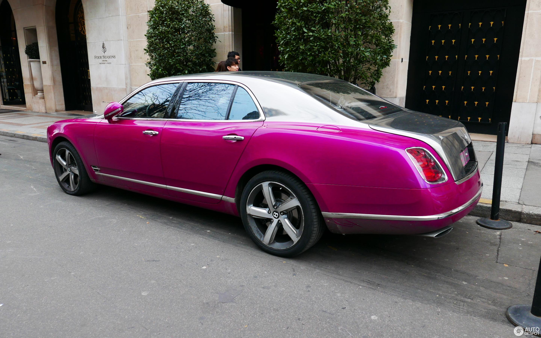 Bentley Mulsanne Speed 2015 - 10 February 2017 - Autogespot