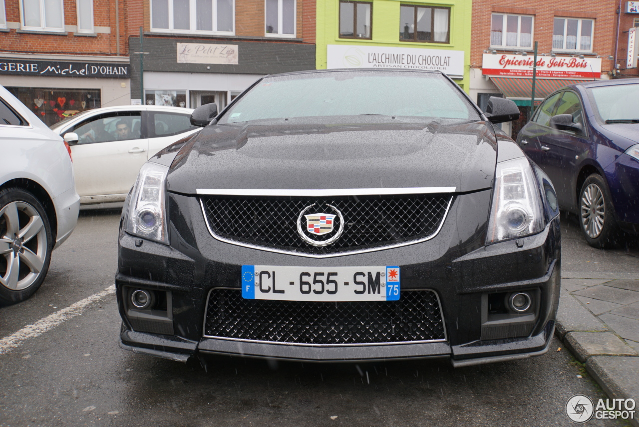 cadillac cts v coupe hennessey v700 11 february 2017 autogespot. Black Bedroom Furniture Sets. Home Design Ideas