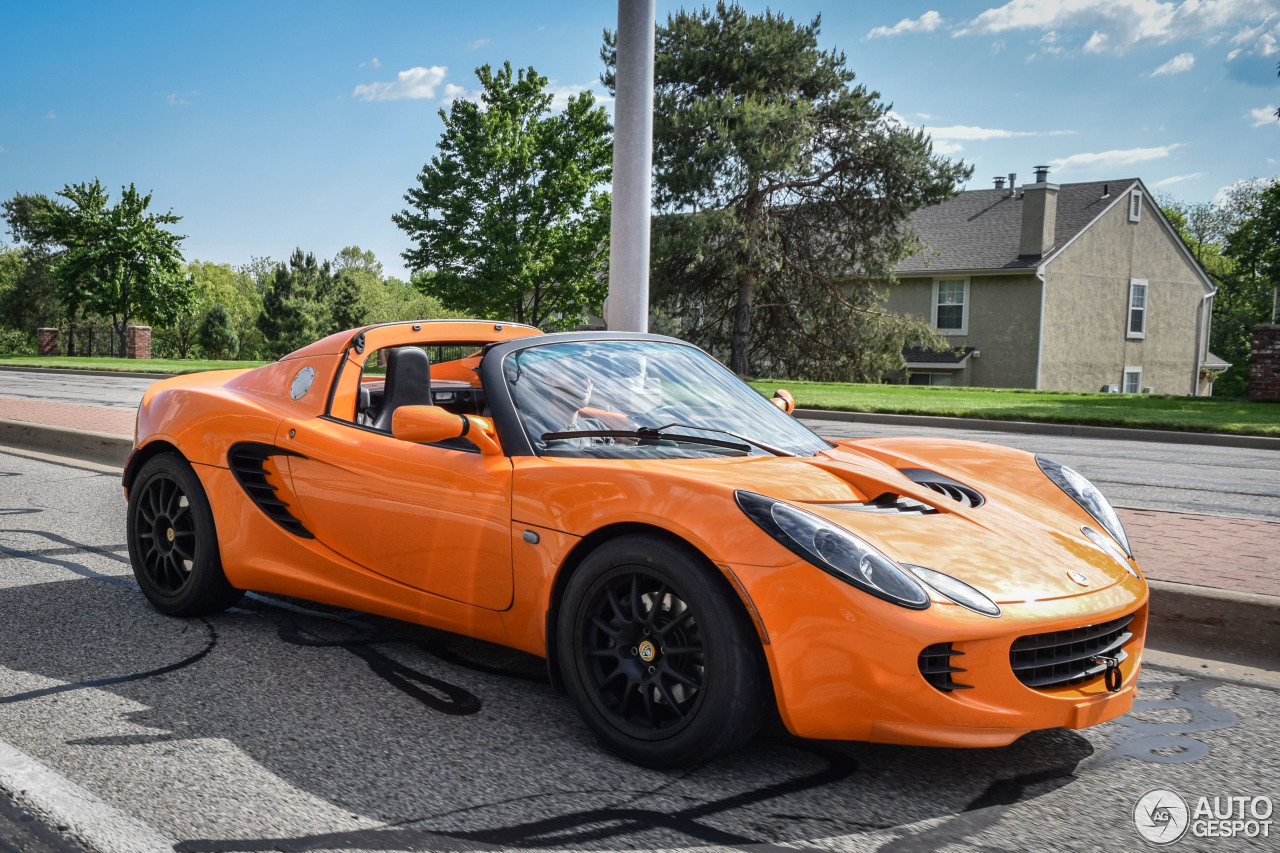 lotus elise s2 111r federal elise 11 february 2017 autogespot. Black Bedroom Furniture Sets. Home Design Ideas