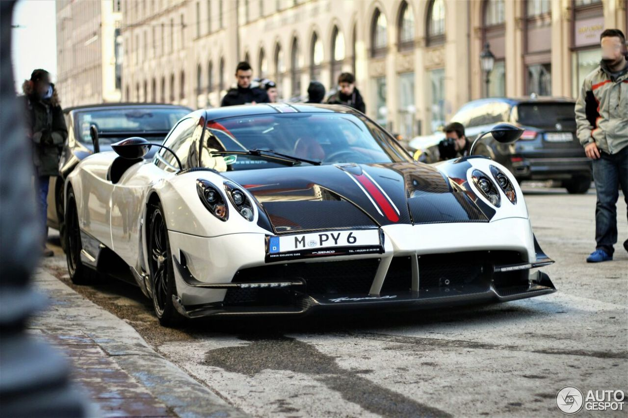 pagani huayra bc 11 february 2017 autogespot. Black Bedroom Furniture Sets. Home Design Ideas