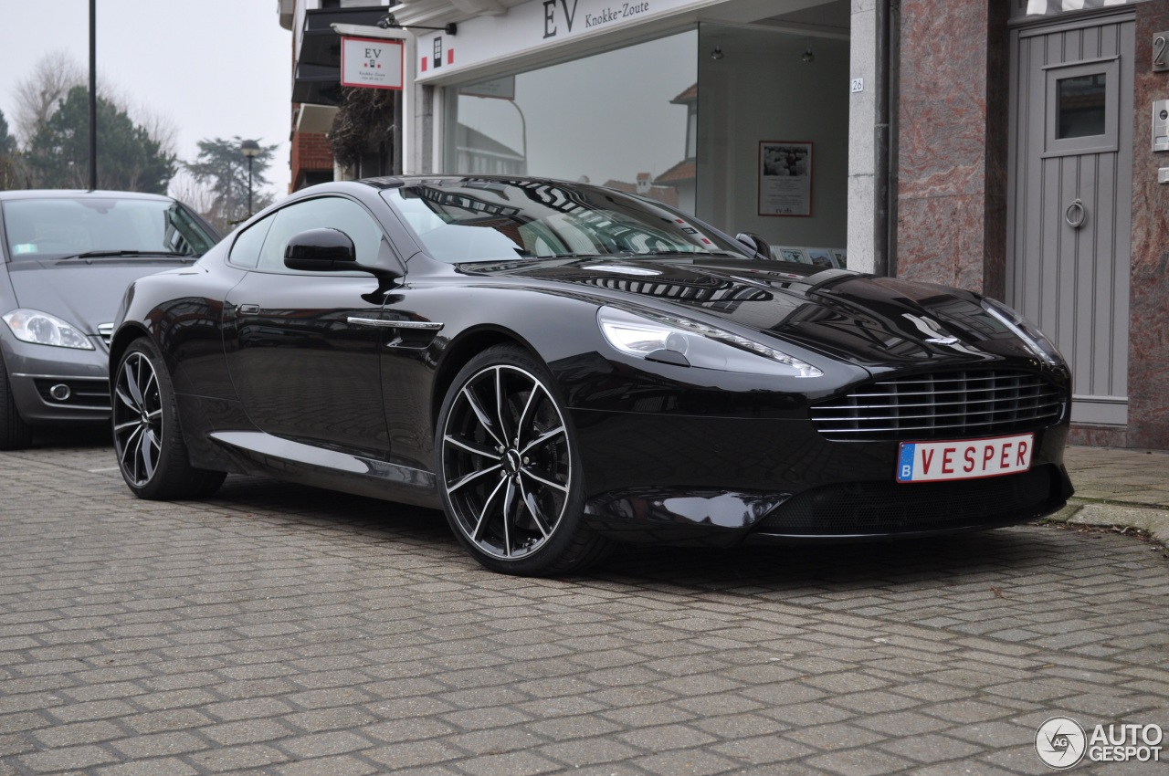 aston martin db9 gt 2016 - 12 february 2017 - autogespot