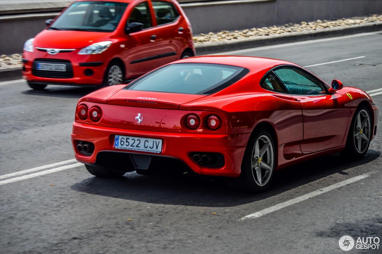 Ferrari F40 For Sale >> Ferrari 360 Modena - 12 February 2017 - Autogespot