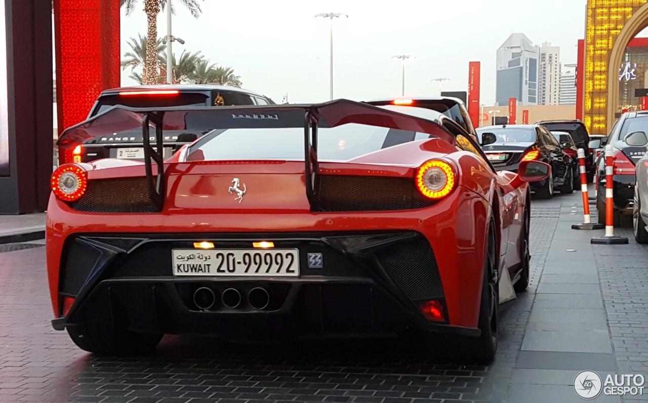 1 I Ferrari 458 Italia Different Car 1