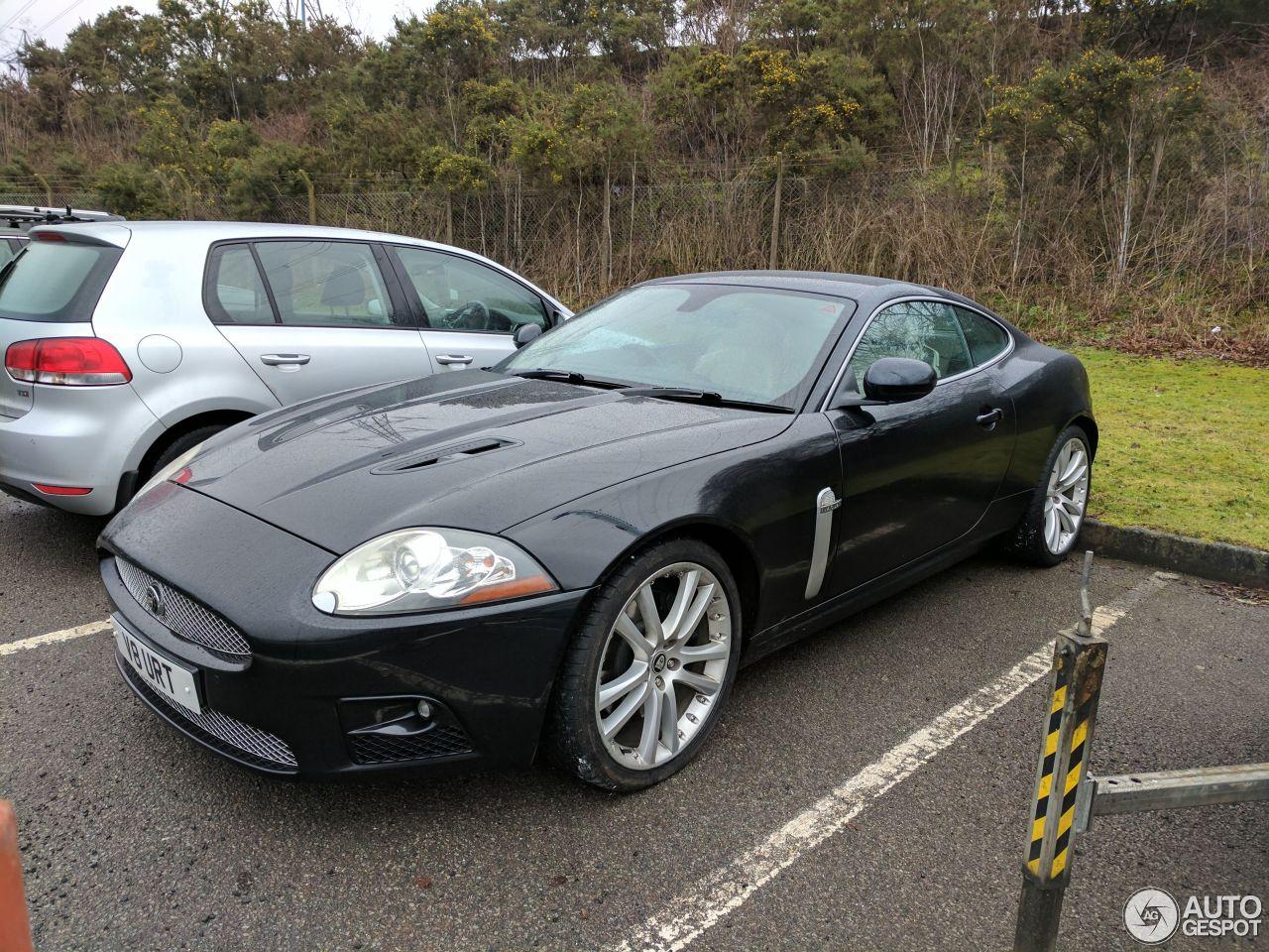 Jaguar XKR 2006 - 12 February 2017 - Autogespot