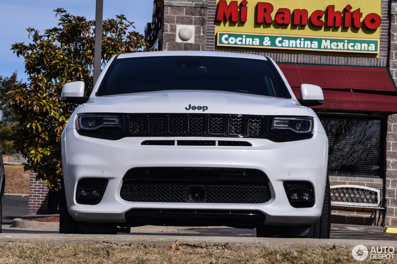 jeep grand cherokee srt 2017 12 february 2017 autogespot. Black Bedroom Furniture Sets. Home Design Ideas