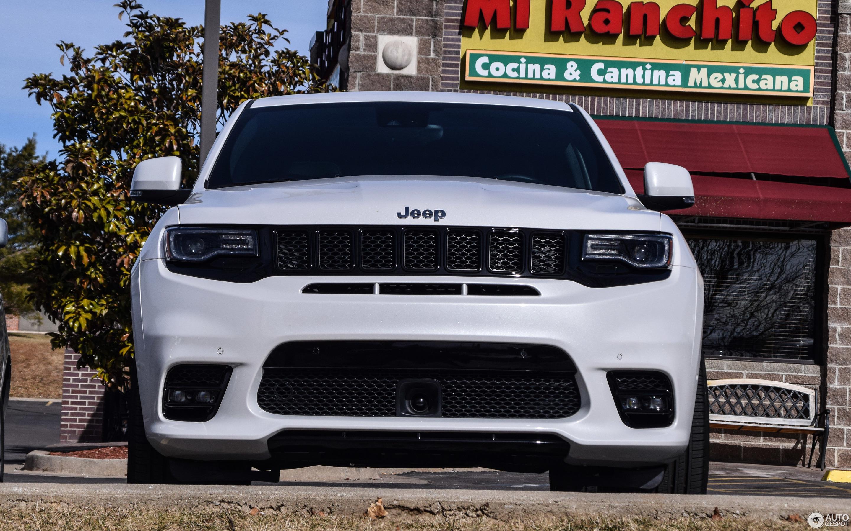 Jeep Grand Cherokee SRT 8 2017 12 February 2017 Autogespot