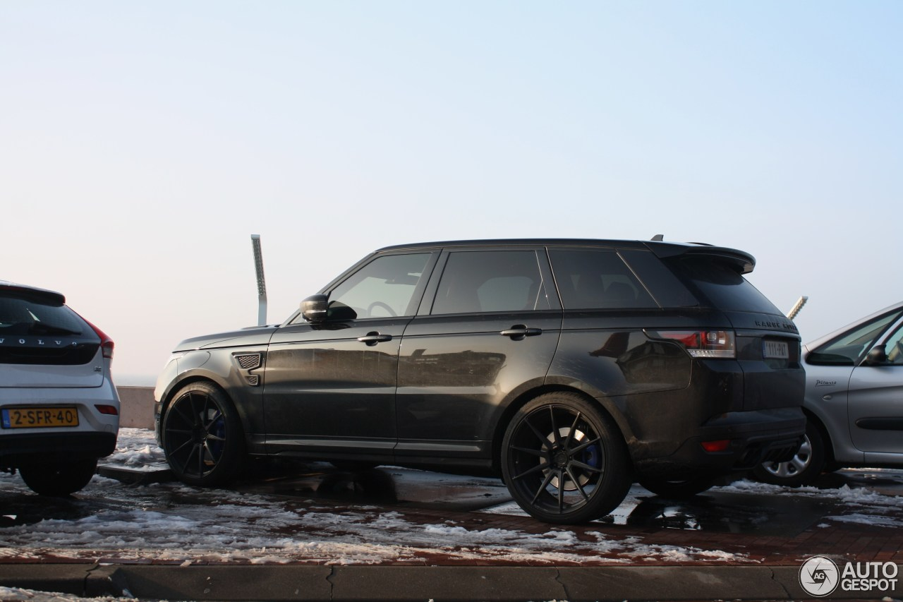 land rover range rover sport svr 13 february 2017 autogespot. Black Bedroom Furniture Sets. Home Design Ideas