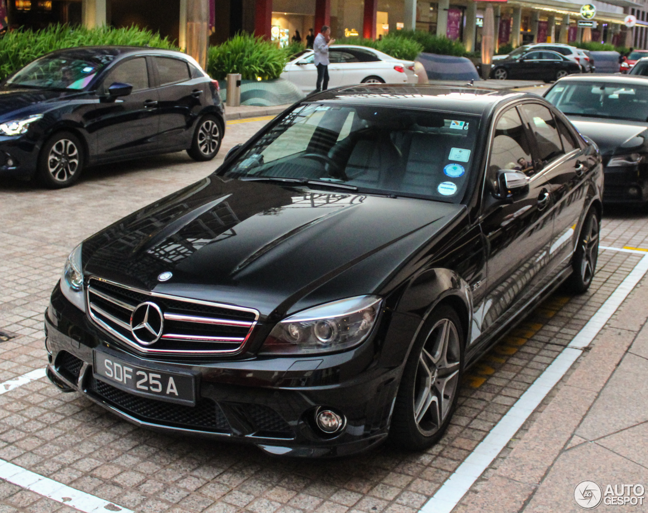 mercedes benz c 63 amg w204 13 february 2017 autogespot. Black Bedroom Furniture Sets. Home Design Ideas