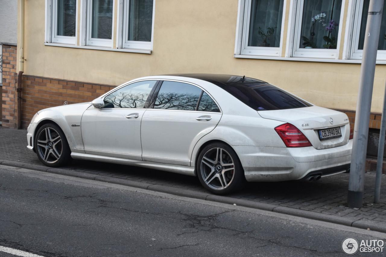 Mercedes-Benz S-Class W221 2006 - Car Review | Honest John