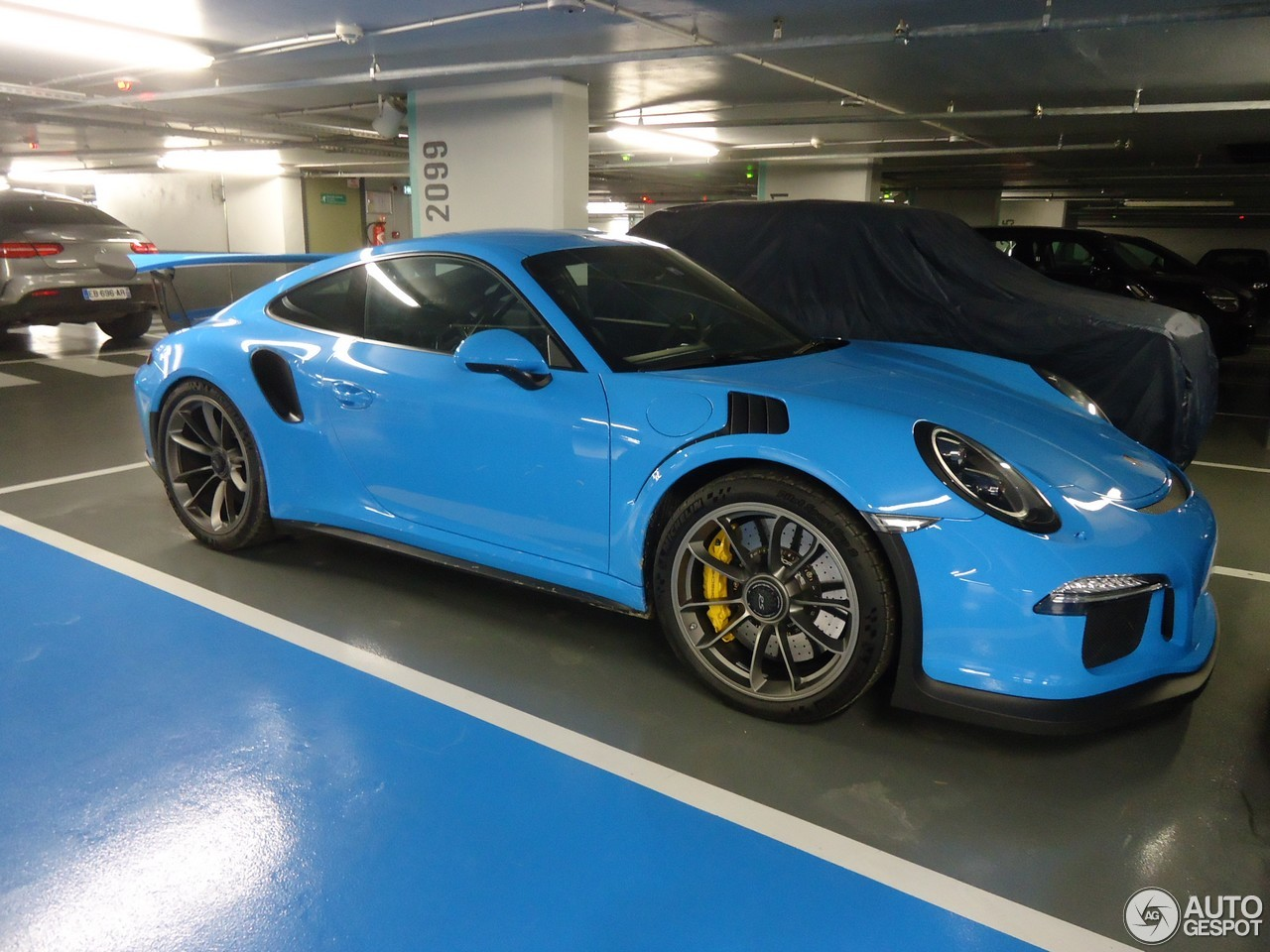 porsche 991 gt3 rs 13 february 2017 autogespot. Black Bedroom Furniture Sets. Home Design Ideas