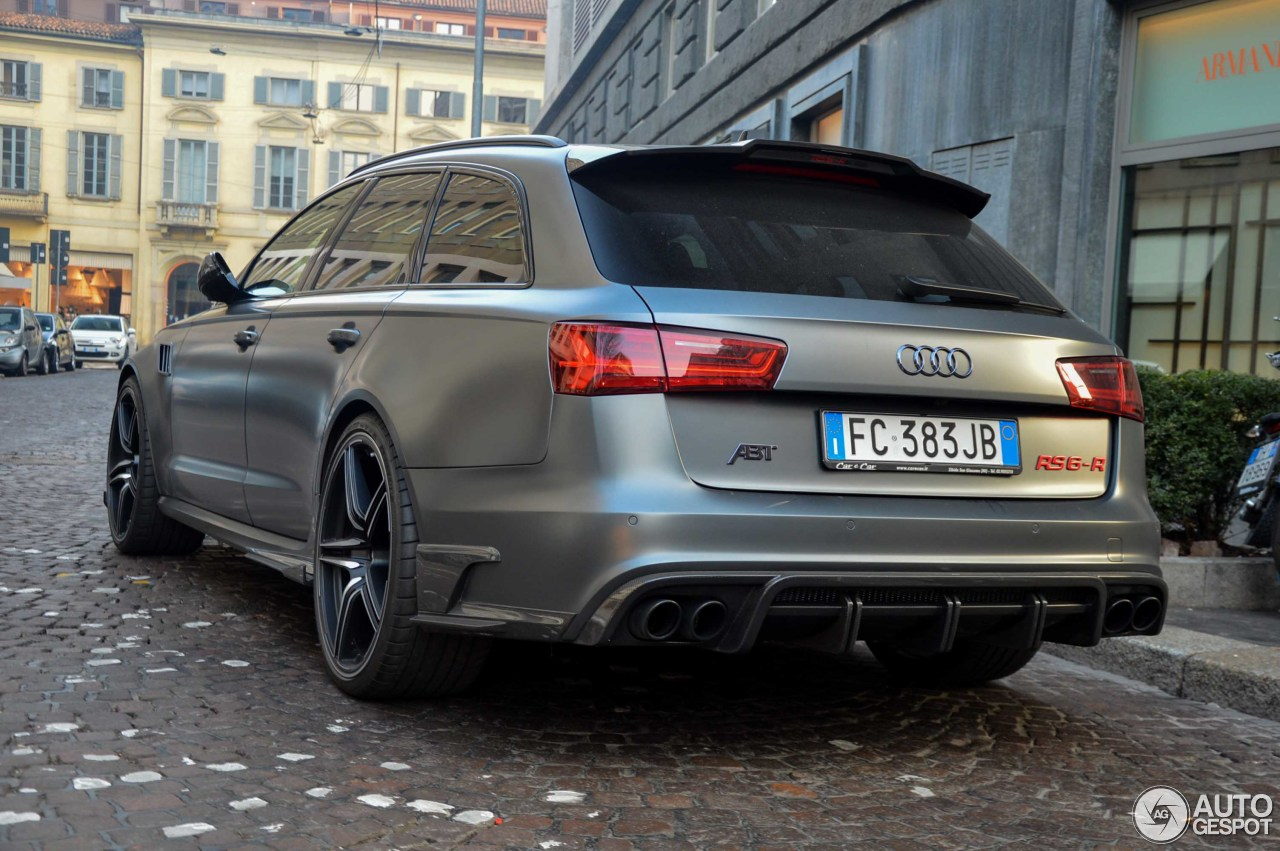 audi abt rs6 r avant c7 2015 14 february 2017 autogespot. Black Bedroom Furniture Sets. Home Design Ideas
