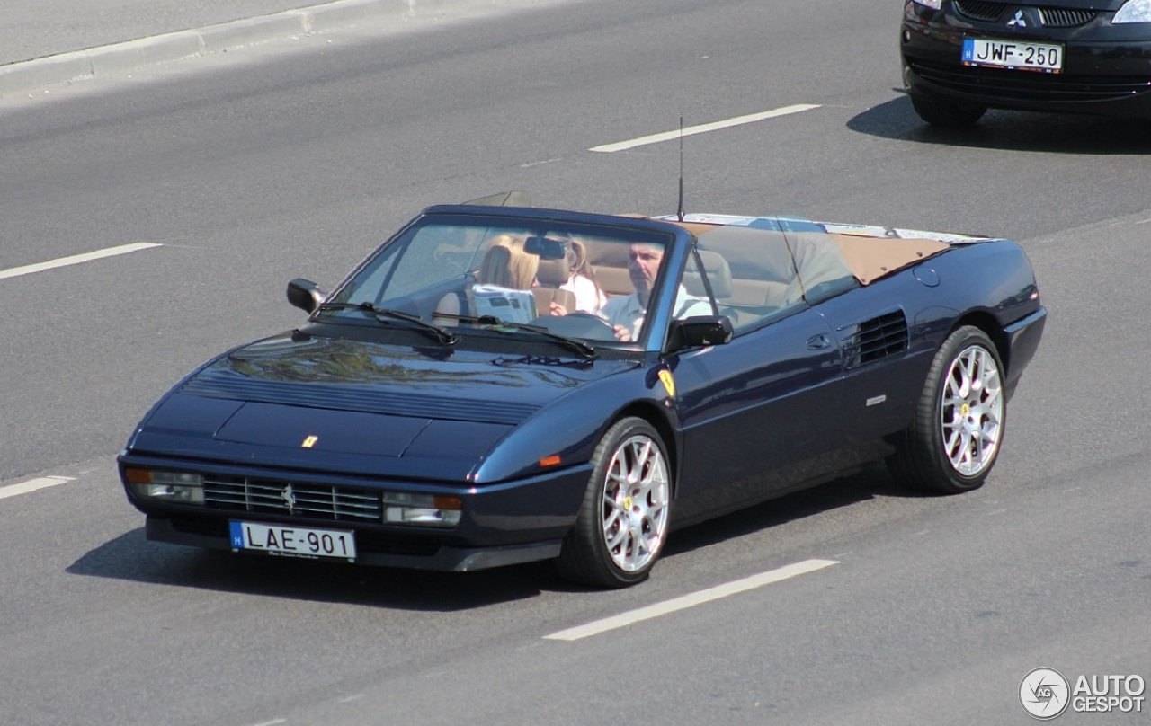 ferrari mondial t cabriolet 14 februar 2017 autogespot. Black Bedroom Furniture Sets. Home Design Ideas