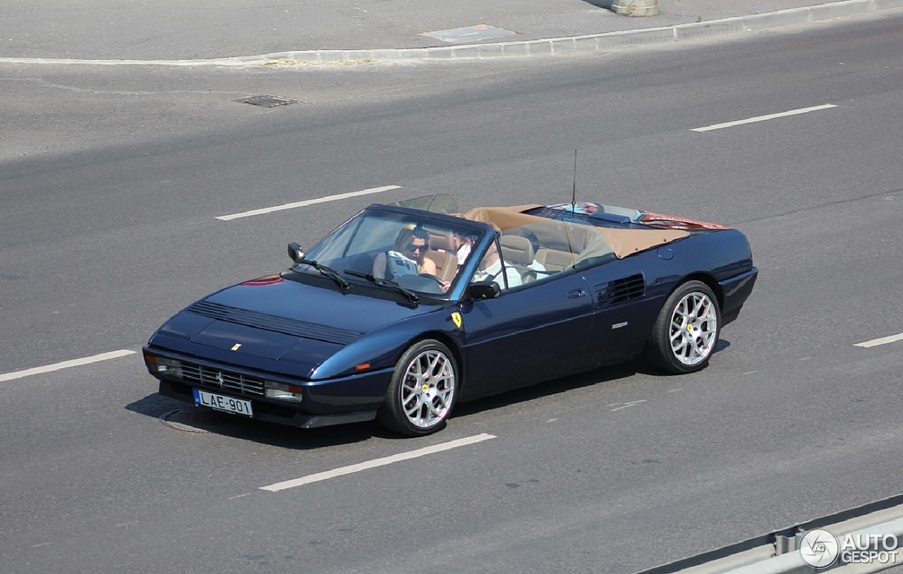 ferrari mondial t cabriolet 14 februari 2017 autogespot. Black Bedroom Furniture Sets. Home Design Ideas