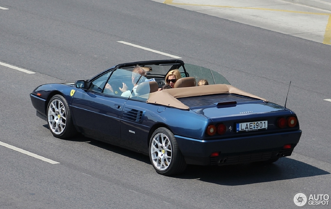 ferrari mondial t cabriolet 14 february 2017 autogespot. Black Bedroom Furniture Sets. Home Design Ideas