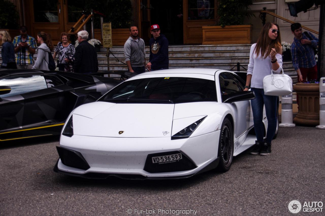 Lamborghini Murciélago - 14 February 2017 - Autogespot
