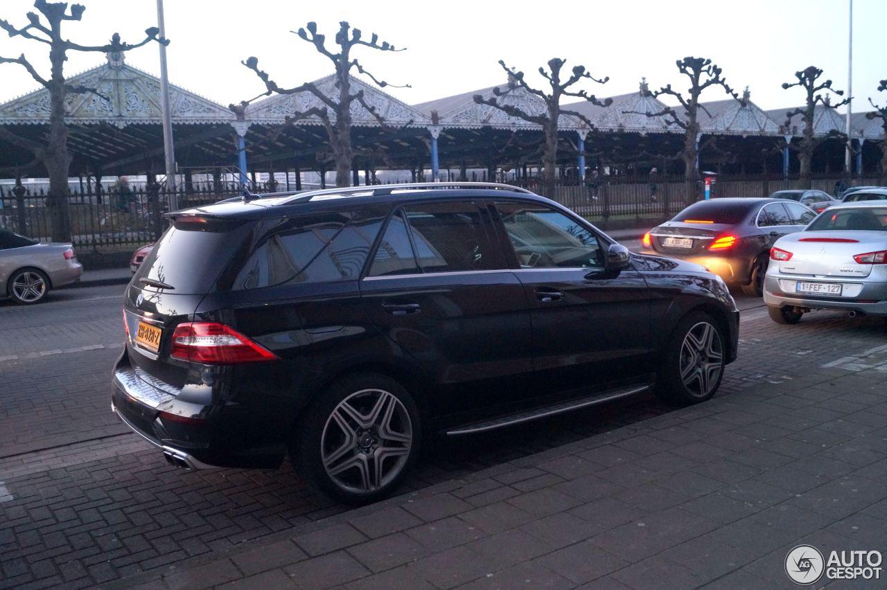 Mercedes benz ml 63 amg w166 15 february 2017 autogespot for Mercedes benz ml 2017