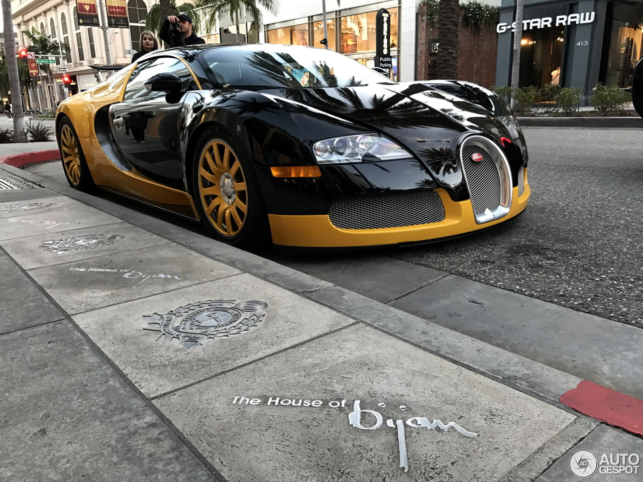 bugatti veyron 16 4 16 fvrier 2017 autogespot. Black Bedroom Furniture Sets. Home Design Ideas