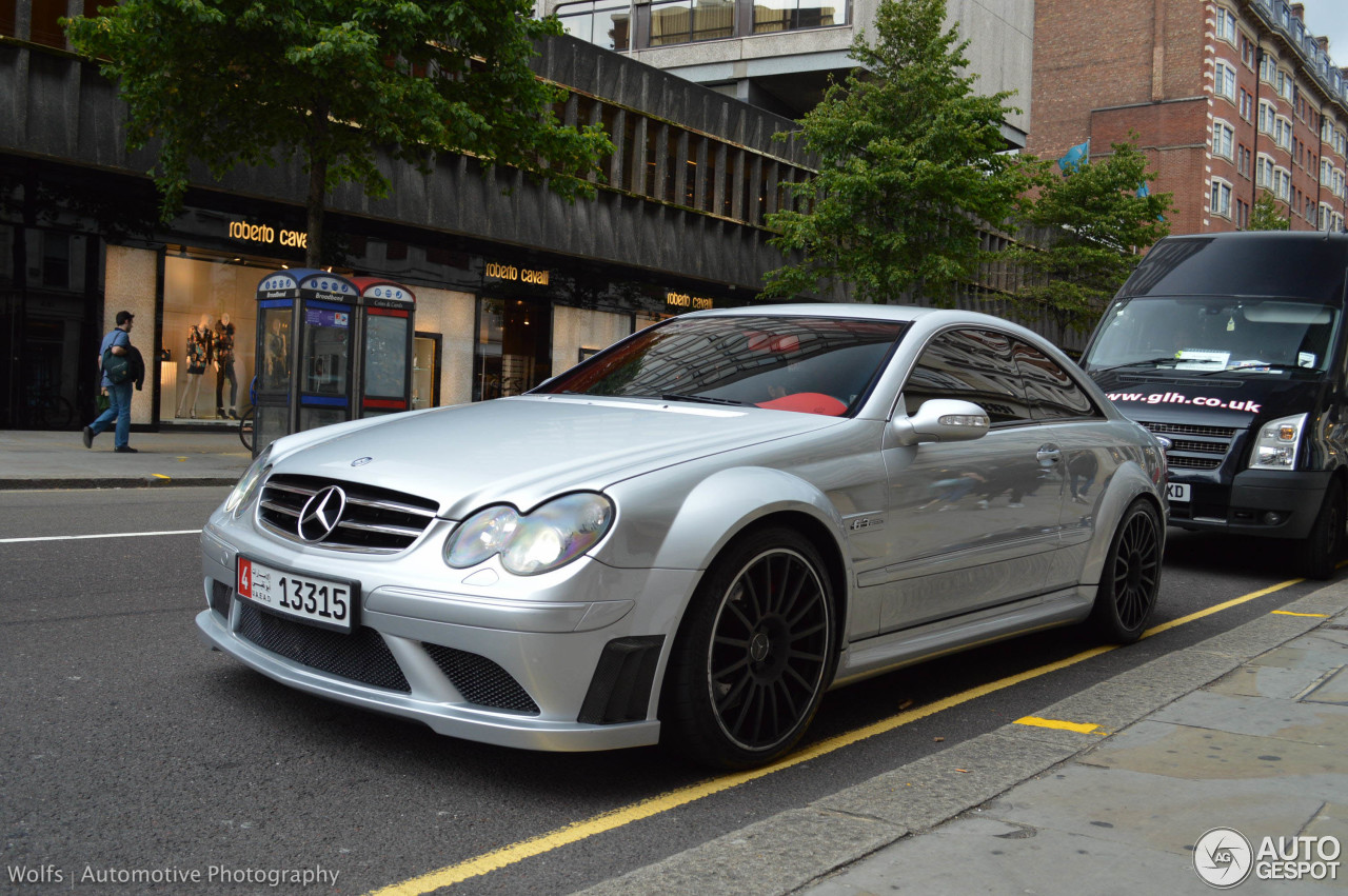 Mercedes benz clk 63 amg black series 16 february 2017 for Mercedes benz clk black series