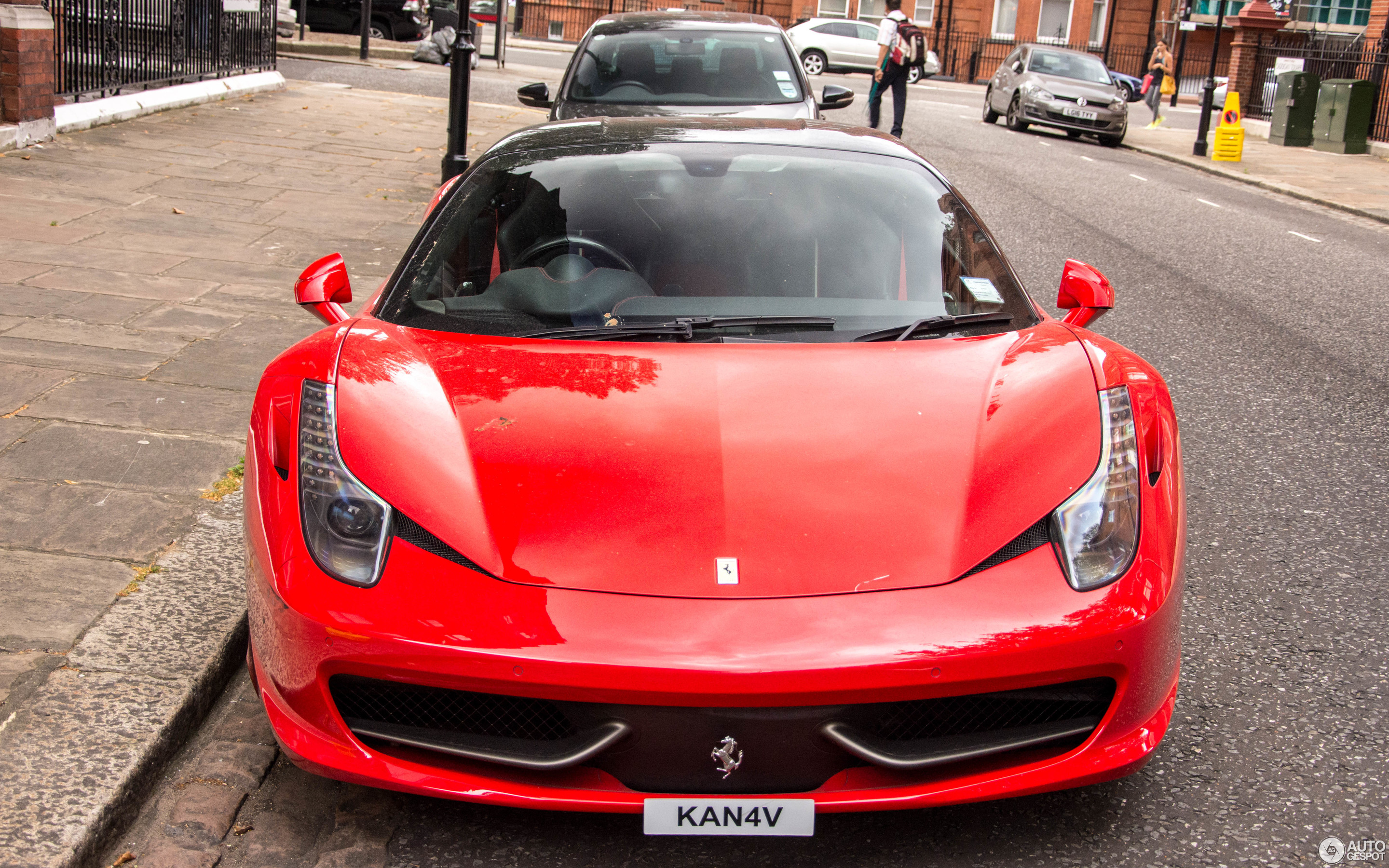 ferrari for luxury sale used italia dct bs vehicles pre london owned gve