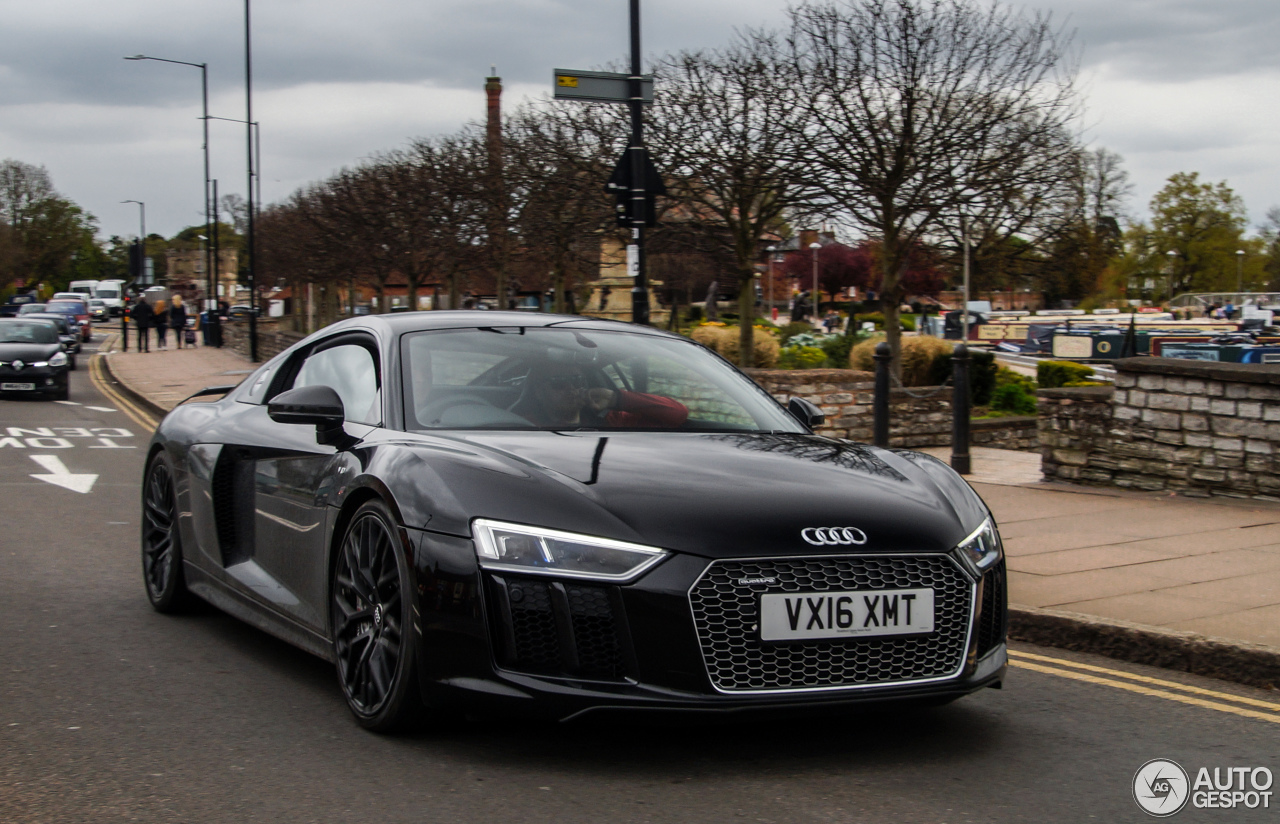 Audi R8 V10 Plus 2015 17 February 2017 Autogespot