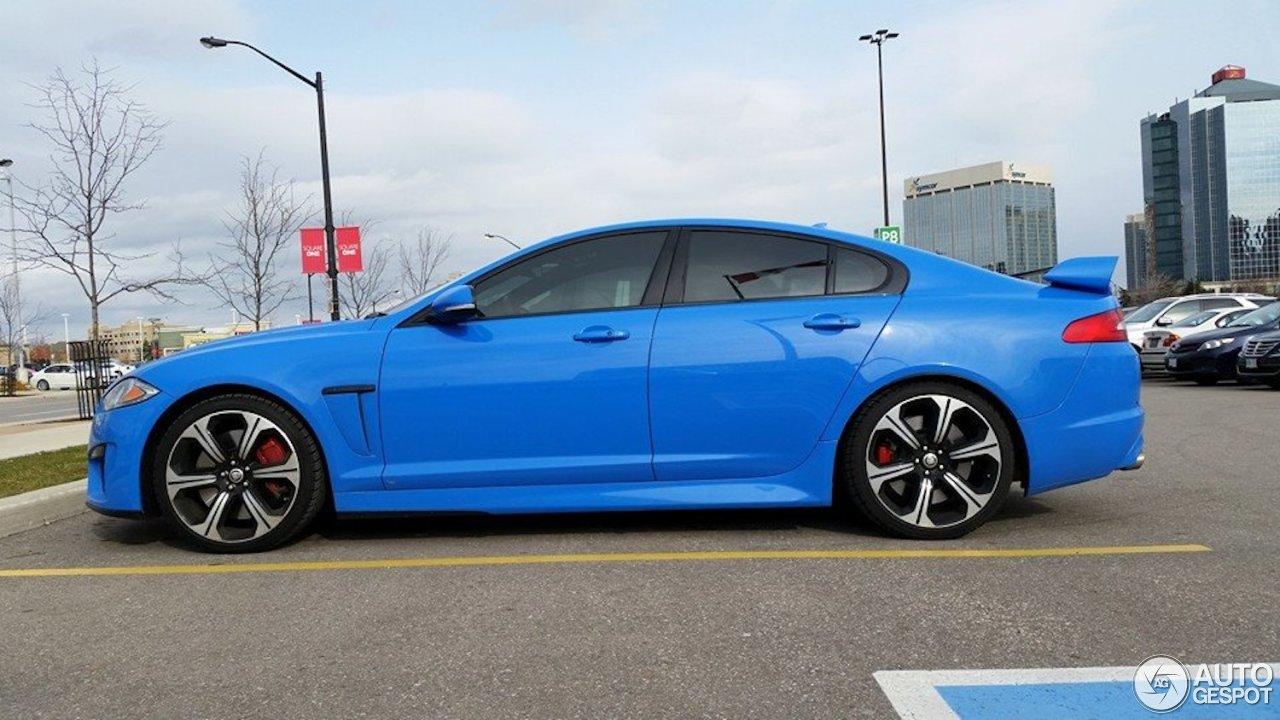 Jaguar XFR-S - ...