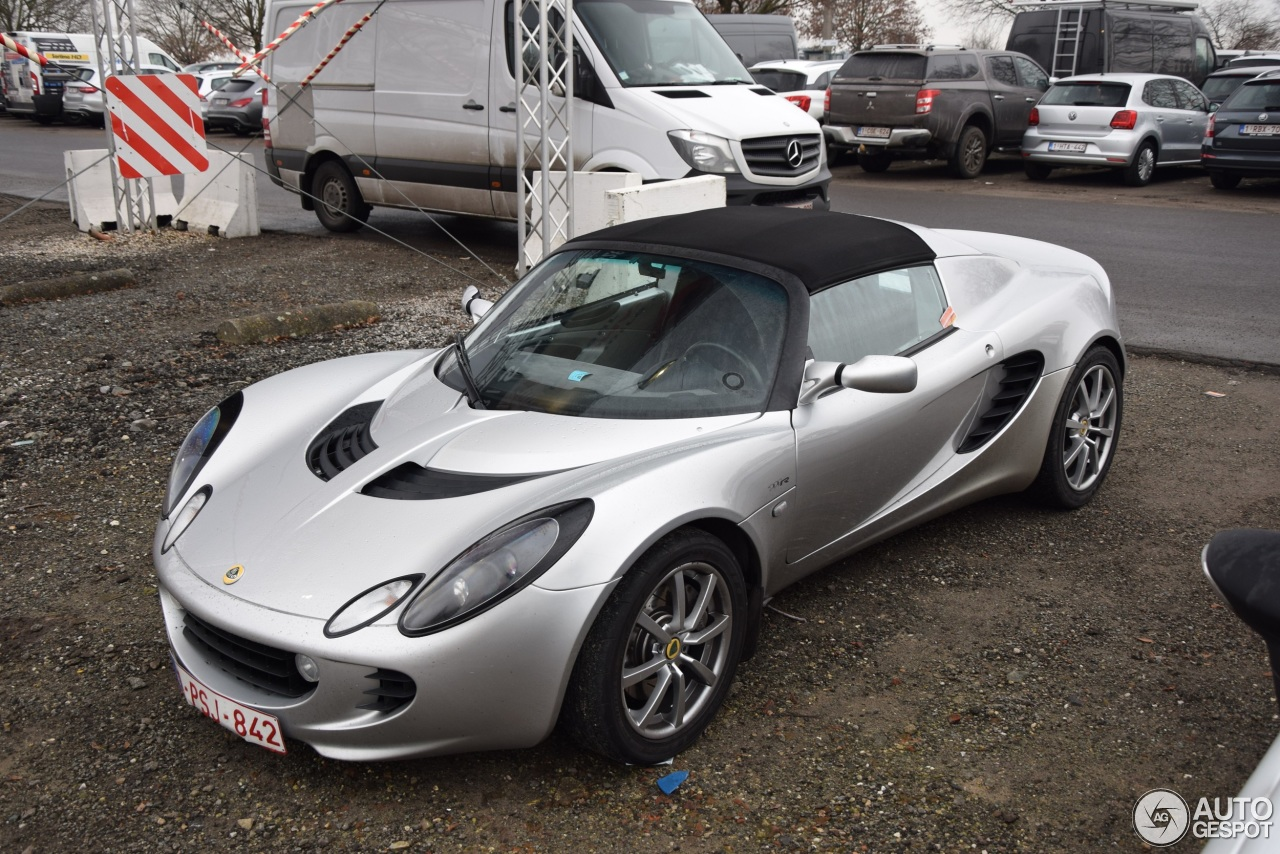 lotus elise s2 111r 17 february 2017 autogespot. Black Bedroom Furniture Sets. Home Design Ideas