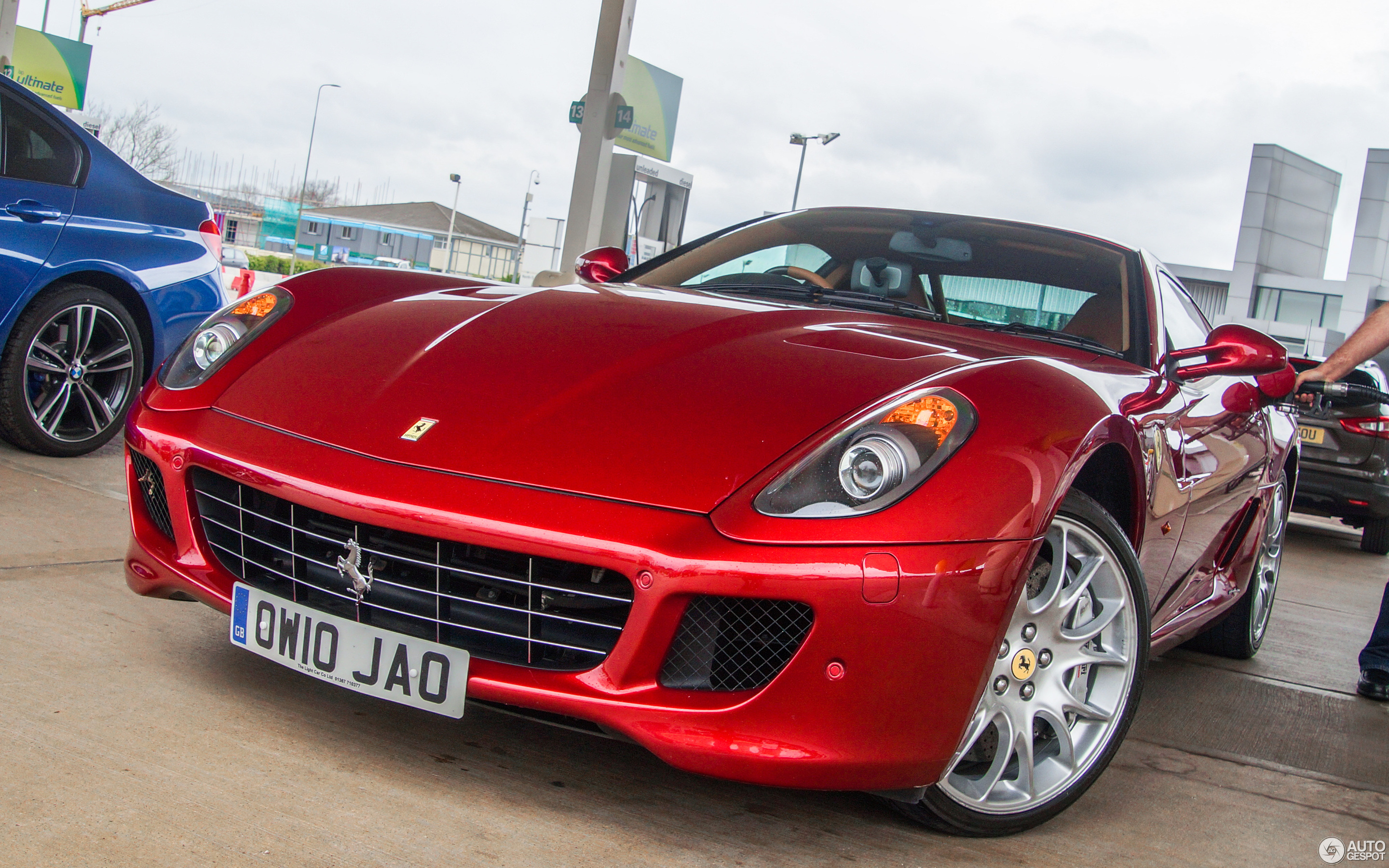 vehicles image for fiorano gve gtb gallery london owned pre ferrari luxury sale