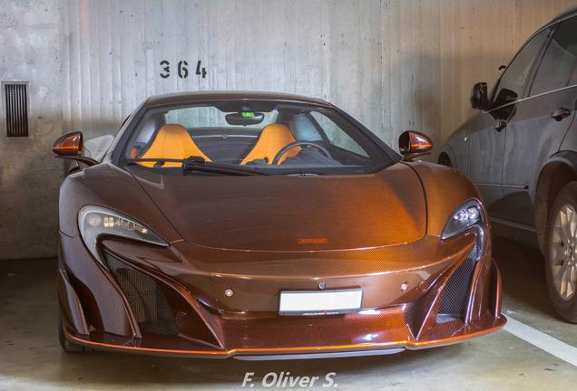McLaren 675LT Spider Carbon Series