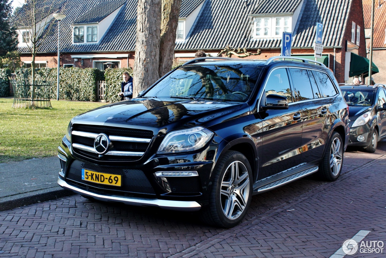 mercedes benz gl 63 amg x166 18 february 2017 autogespot. Black Bedroom Furniture Sets. Home Design Ideas
