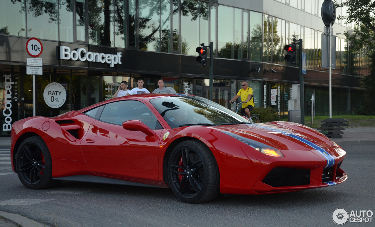 Ferrari 488 GTB - 19 Februar 2017 - Autogespot