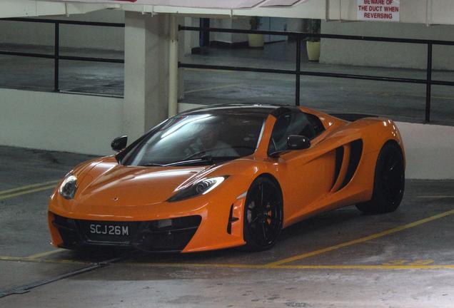 McLaren 12C Spider RevoZport RHZ